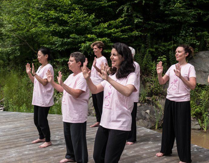 Qigong to Enhance Breast Health